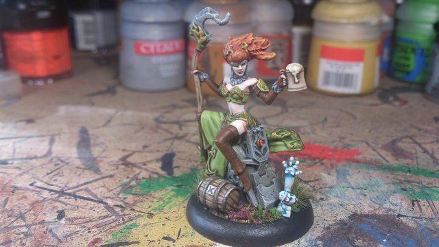 Druid Gone Wilder