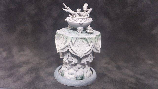 Blighted Bather Objective