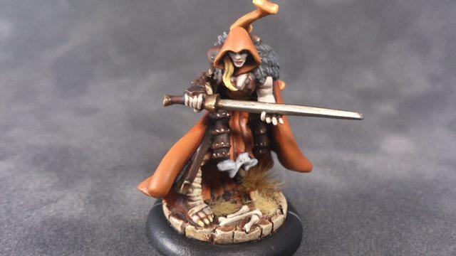 Strider Deathstalker Conversion