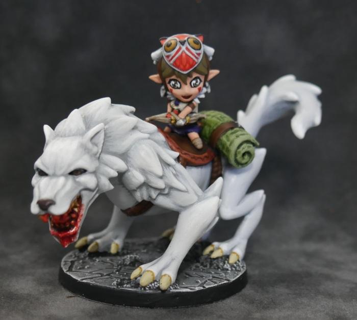 Deeproot Wolf Rider